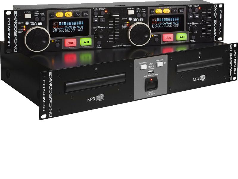 CD/USB speler Denon DN4500 MK2