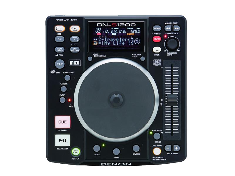 CD/USB speler Denon DN-S1200