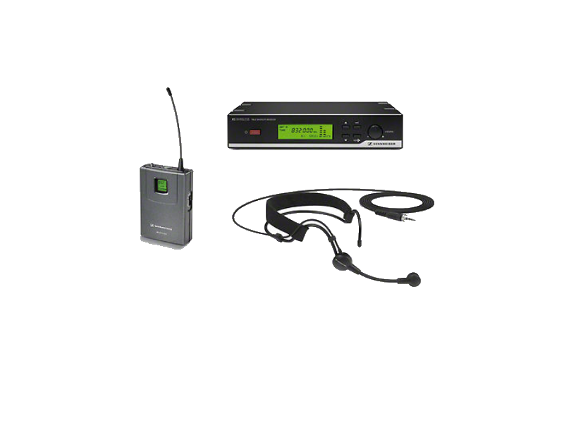 Draadloze headset Sennheiser XSW