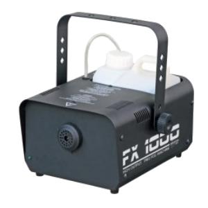 Rookmachine JB Systems FX 1000