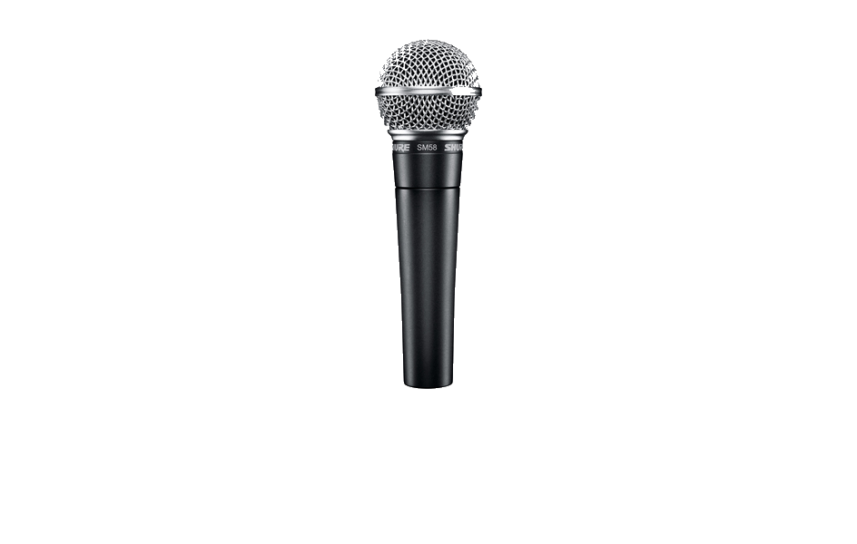Microfoon Shure SM58