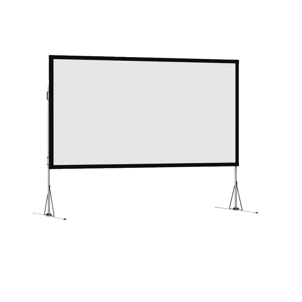 Projectiescherm Da Lite Fast Fold Deluxe 244 x 142