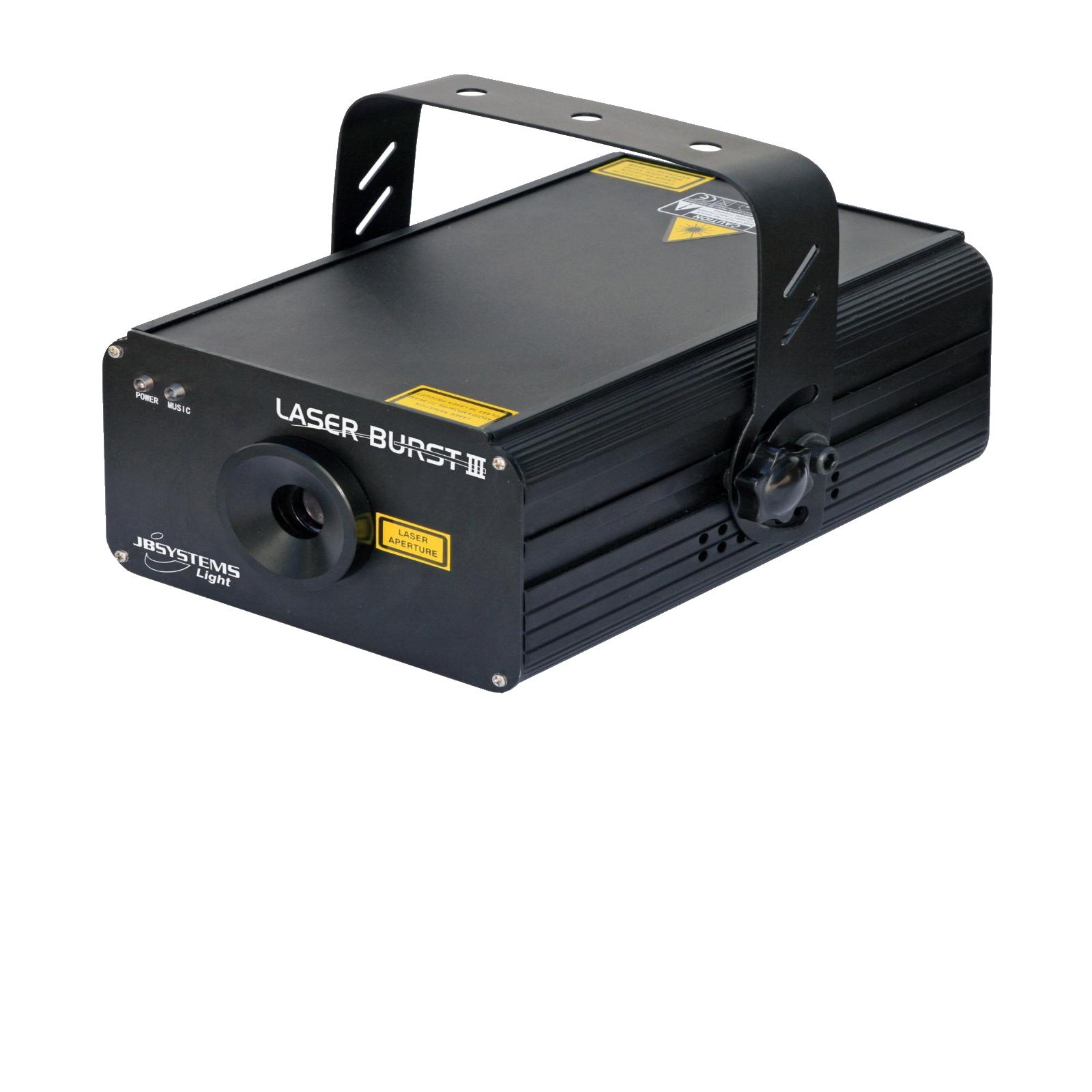 Lichteffect JB Systems Laser Burst III