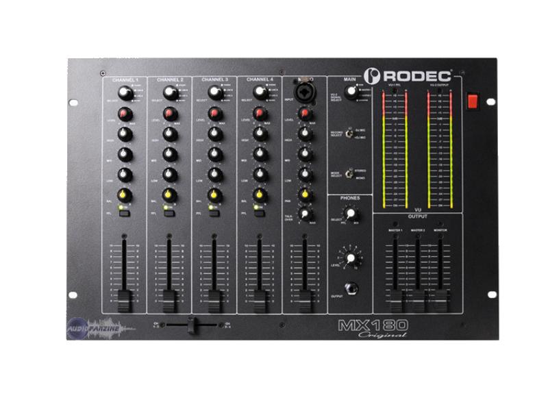 Mengpaneel Rodec MX180